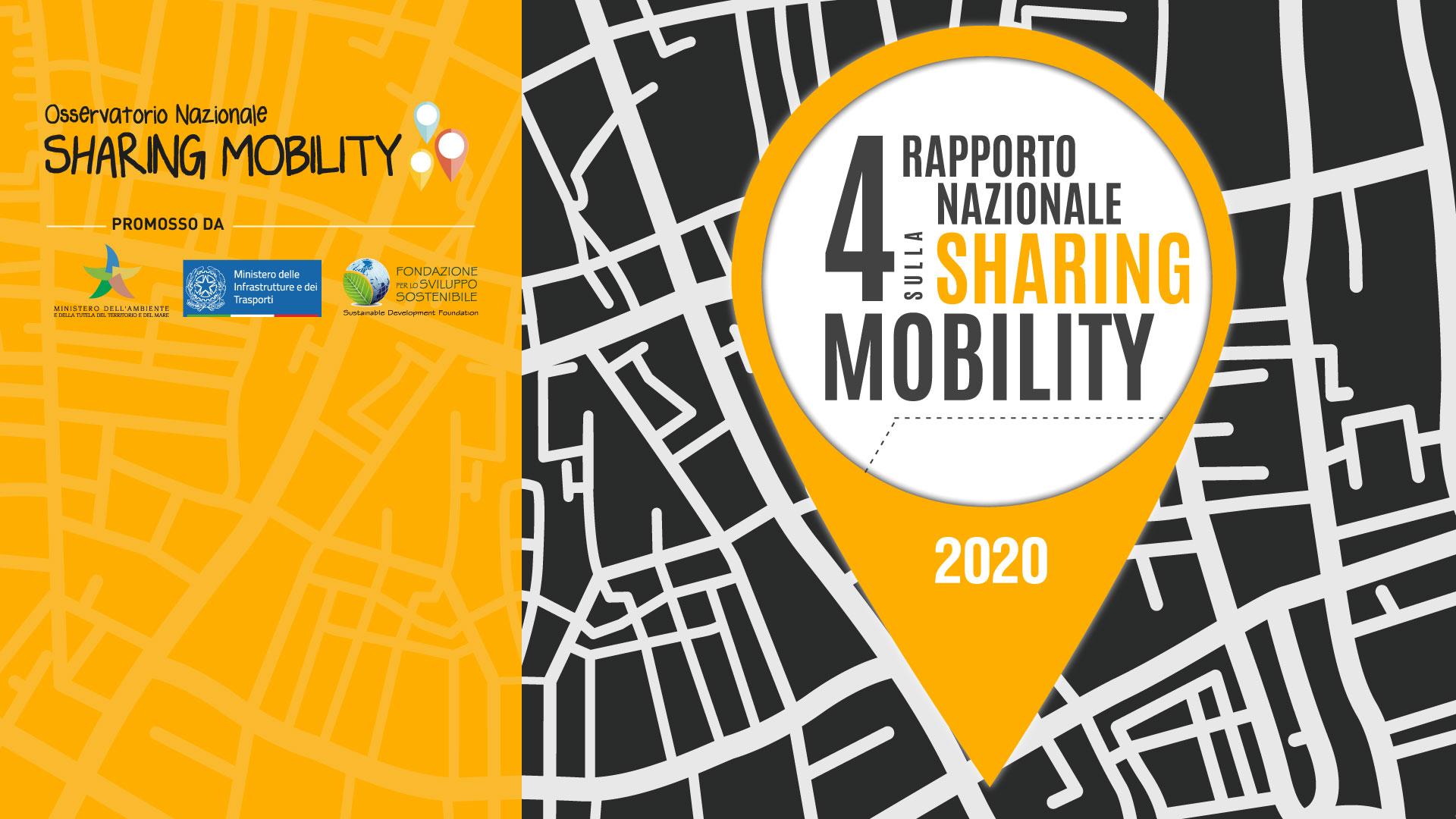 Sharing Mobility, cosa è successo nell'anno della pandemia? Leggi il rapporto