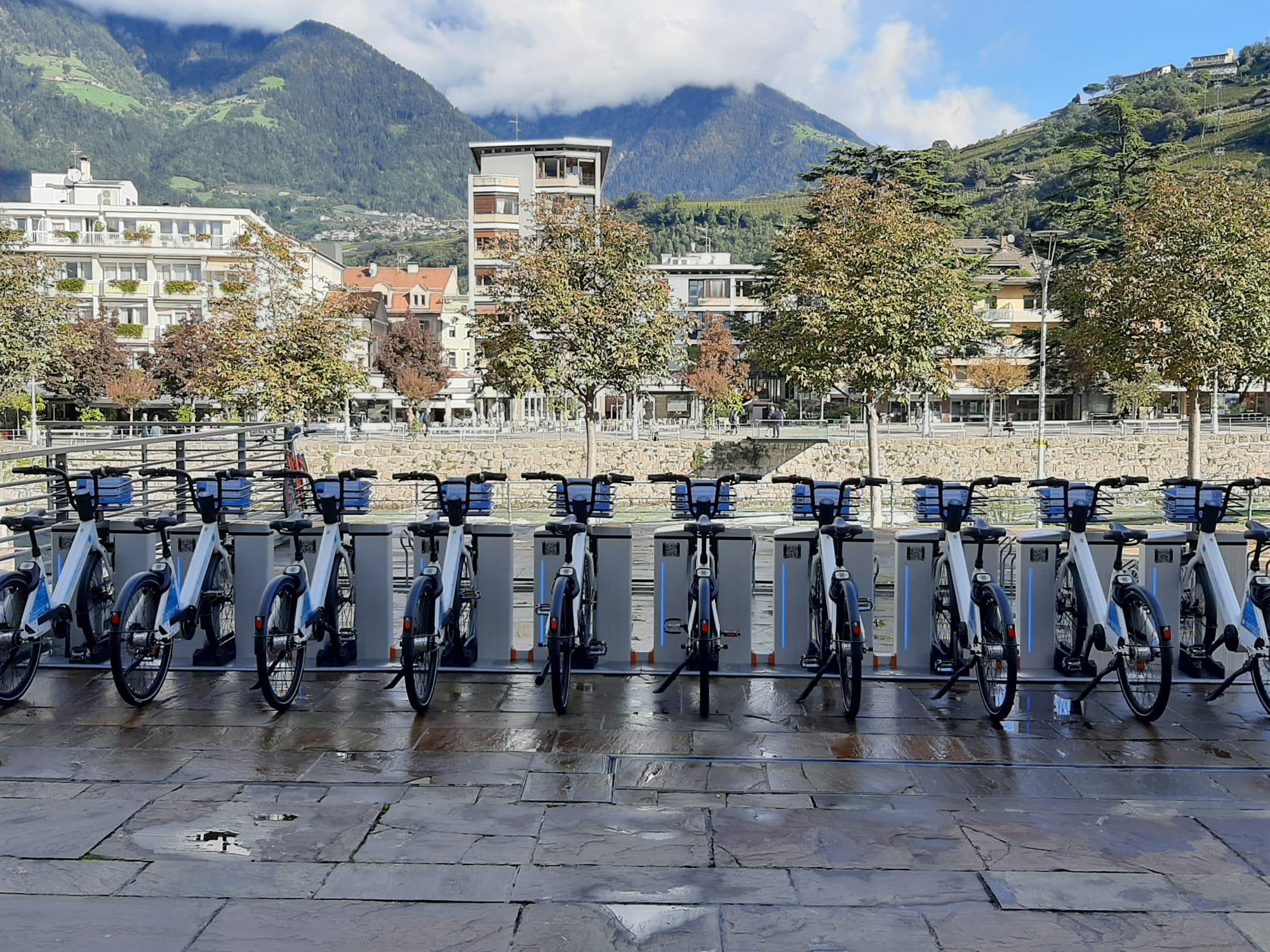 You are currently viewing Visitare Merano in ebike. Prezzi, sconti e luoghi